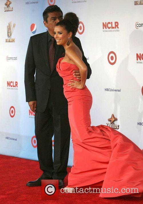 George Lopez, Eva Longoria and Alma Awards 8