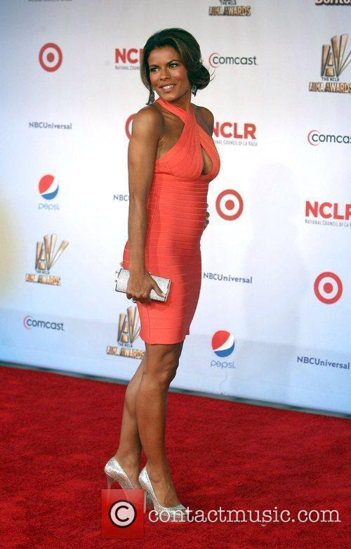 Lisa Vidal 2011 NCLR ALMA Awards - arrivals...