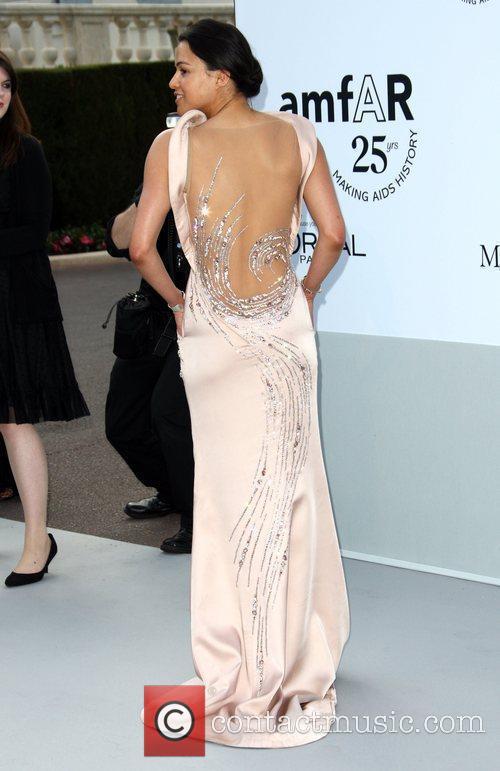 Michelle Rodriguez 2011 Cannes International Film Festival -...