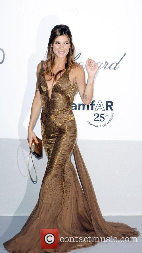Elisabetta Canalis 2011 Cannes International Film Festival -...