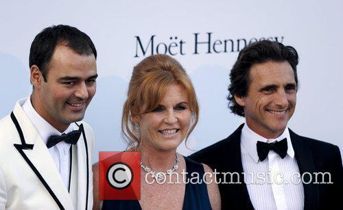 Sarah Ferguson 2011 Cannes International Film Festival -...