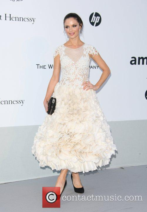 Georgina Chapman 2011 Cannes International Film Festival -...