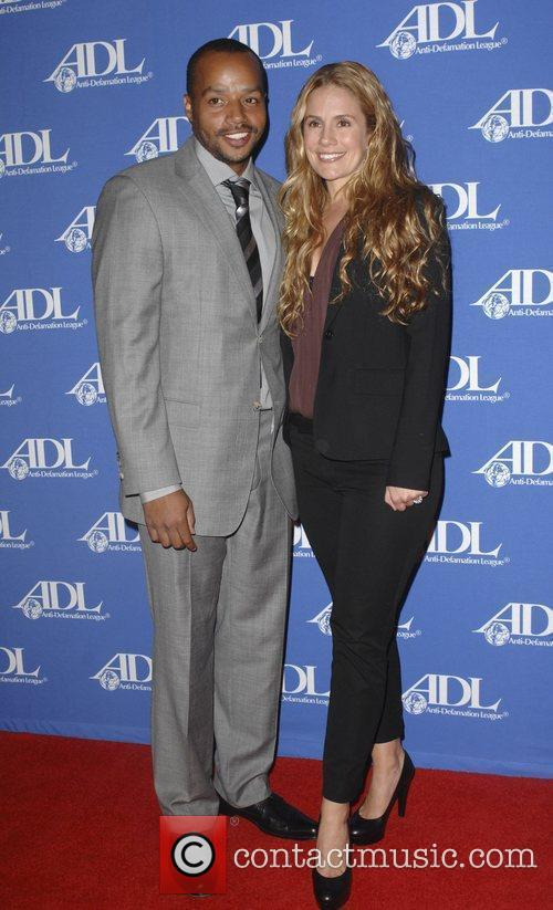 Anti-Defamation League Entertainment Industry Awards Dinner - Red...