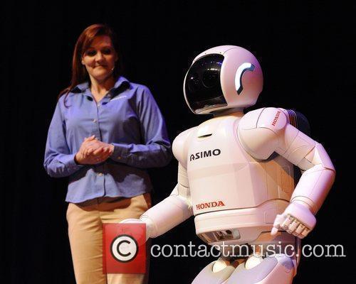 Honda's Asimo Robot 3
