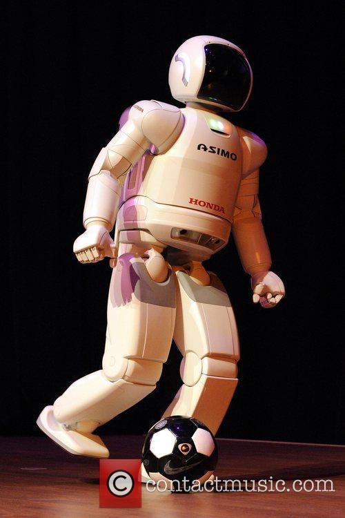 Honda's Asimo Robot 11