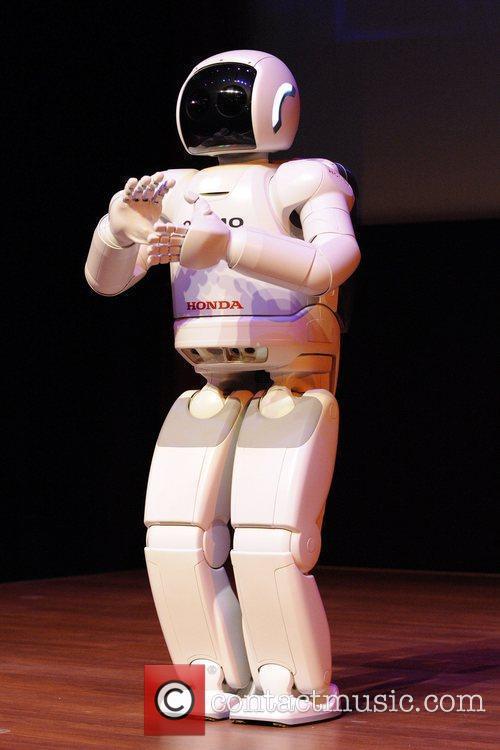 Honda's Asimo Robot 8
