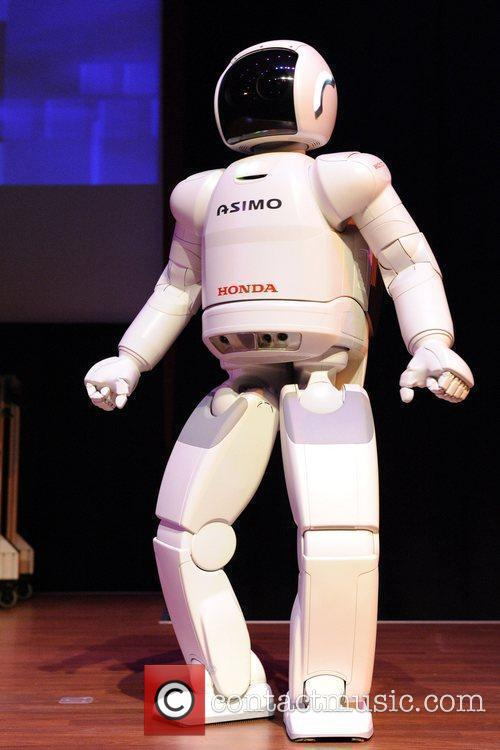 Honda's Asimo Robot 4
