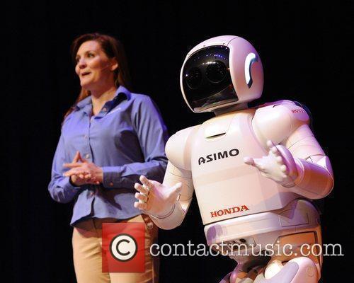 Honda's Asimo Robot 5