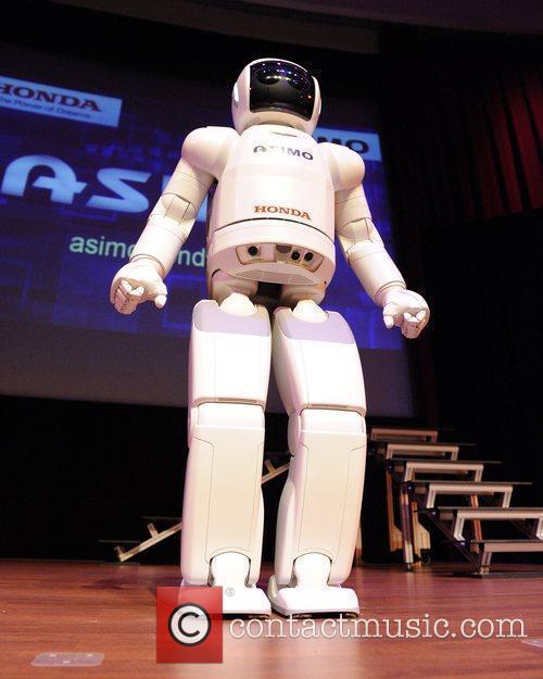 Honda's Asimo Robot 2