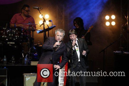 Ross Wilson and John Paul Young Danielle Spencer,...
