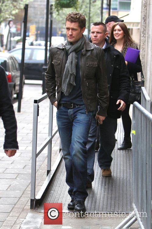 Matthew Morrison and Glee 4