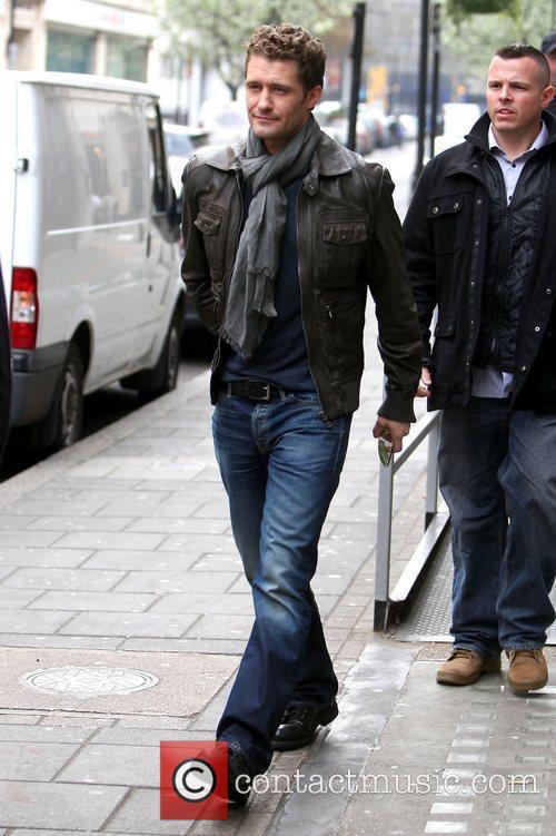 Matthew Morrison and Glee 5