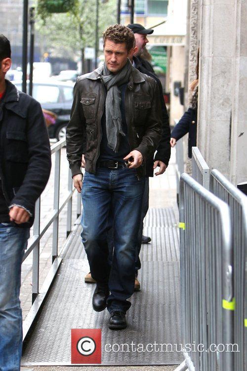 Matthew Morrison and Glee 3
