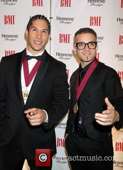 Chino Y Nacho 18th Annual BMI Latin Awards...