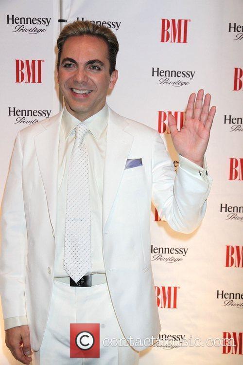 Christian Castro 18th Annual BMI Latin Awards at...