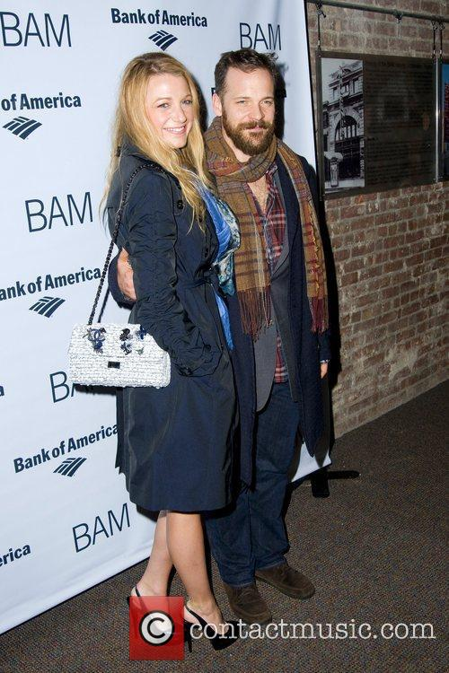 Blake Lively and Peter Sarsgaard  The BAM...