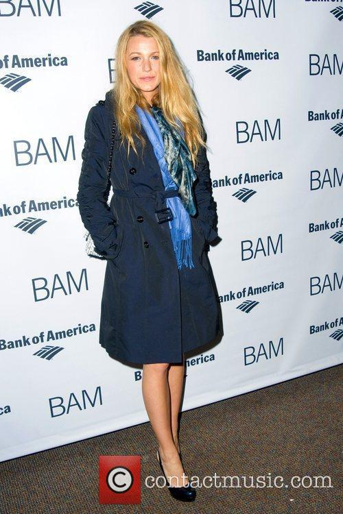 Blake Lively  The BAM Theater Gala at...