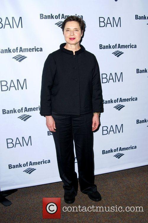 Isabella Rossellini  The BAM Theater Gala at...