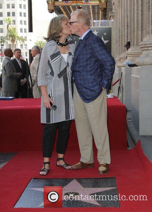 Bill Geist with Wife Jody Geist Bill Geist...