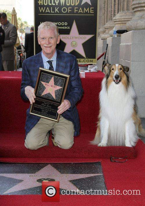 Bill Geist Honored with a star On The...