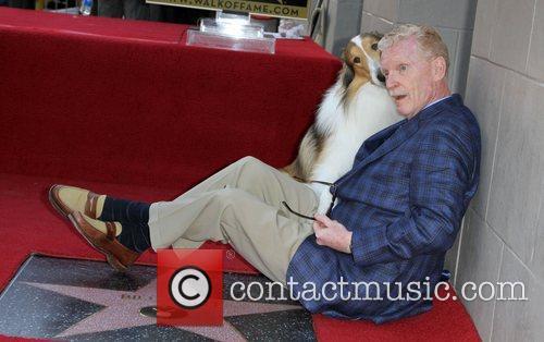 Bill Geist, Lassie Bill Geist Honored with a...