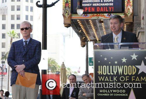 Bill Geist, Leron Gubler Bill Geist Honored with...