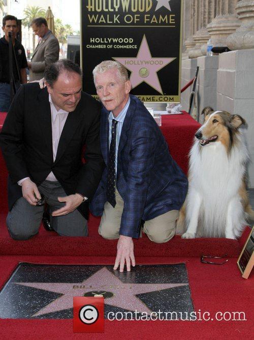 Gil Schwartz, Bill Geist, Lassie Bill Geist is...