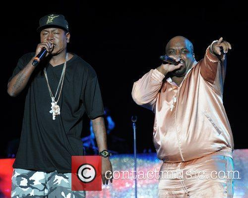 Trick Daddy and Cee-lo Green