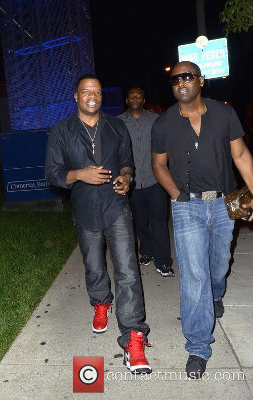 Johnny Gill and New Edition 2