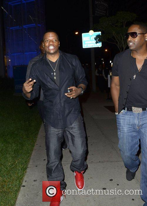 Johnny Gill and New Edition 7