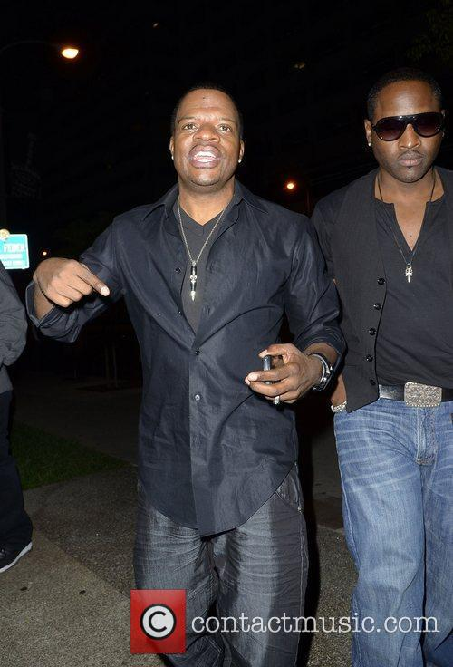 Johnny Gill and New Edition 6