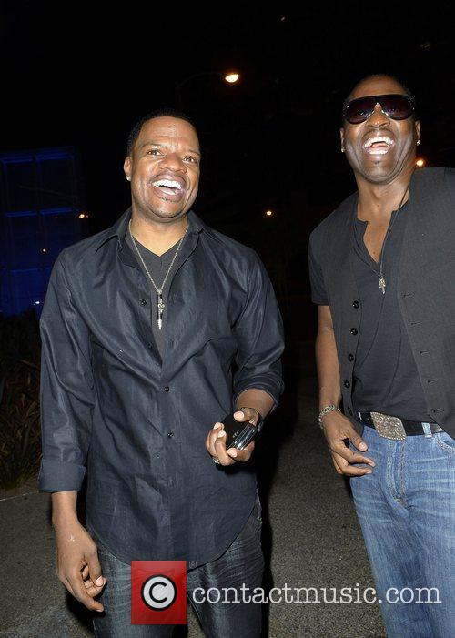 Johnny Gill and New Edition 3