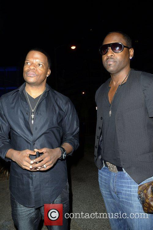 Johnny Gill and New Edition 4