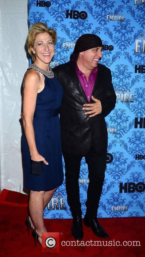 Edie Falco and Steve Van Zandt 2
