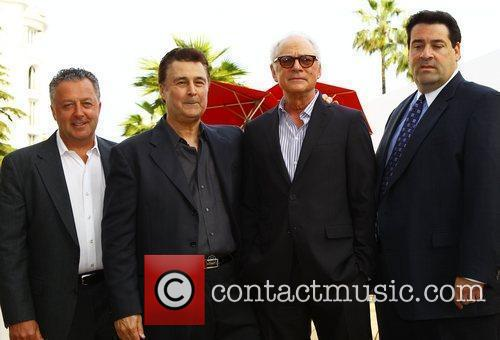 Devlin, Barry Levinson and Leo Rossi 2