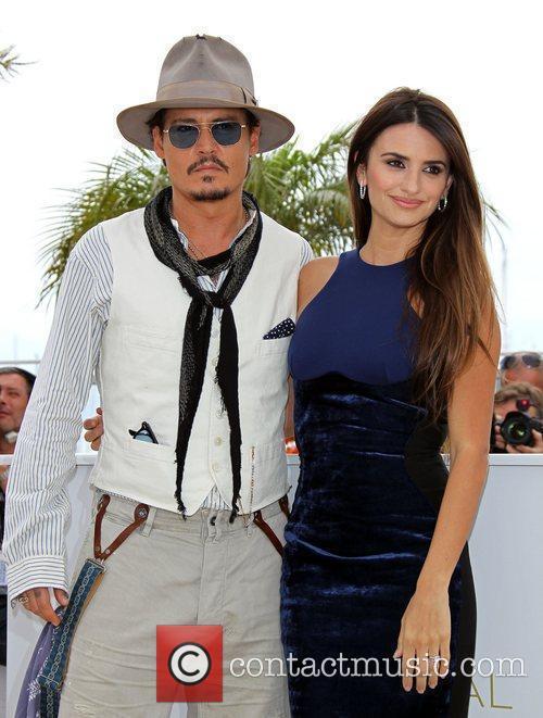 Johnny Depp and Penelope Cruz 3