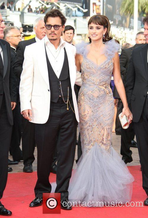 Johnny Depp and Penelope Cruz 7