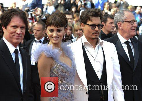 Johnny Depp and Penelope Cruz 11