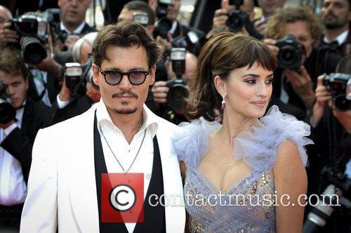 Johnny Depp and Penelope Cruz 11