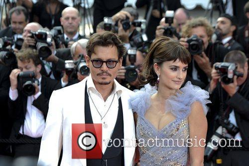 Johnny Depp and Penelope Cruz 10