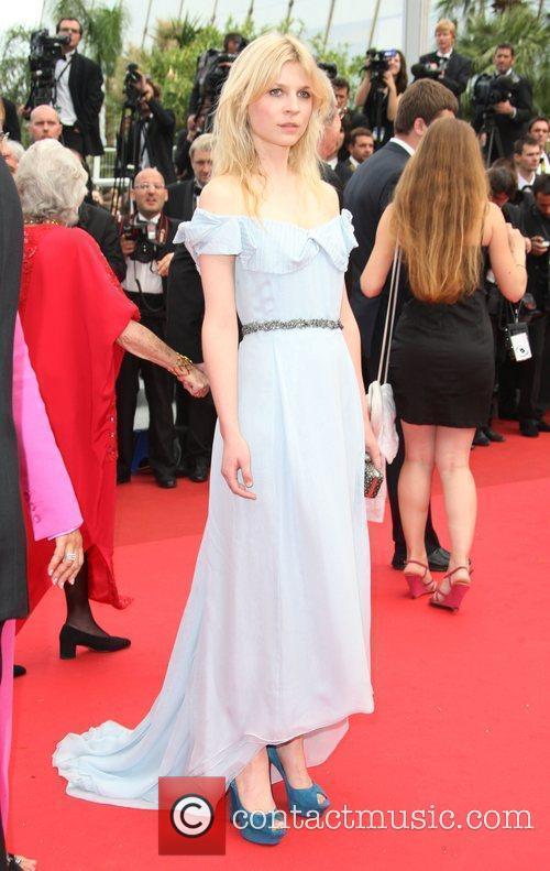Clemence Poesy 2011 Cannes International Film Festival -...