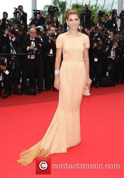 Clotilde Courau 2011 Cannes International Film Festival -...