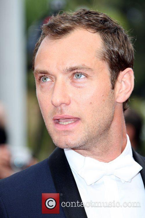 Jude Law 2011 Cannes International Film Festival -...