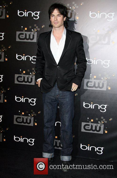 Ian Somerhalder The CW's Premiere Party held at...