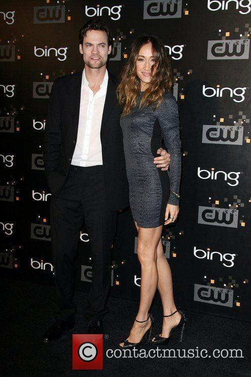 Shane West and Maggie Q 2