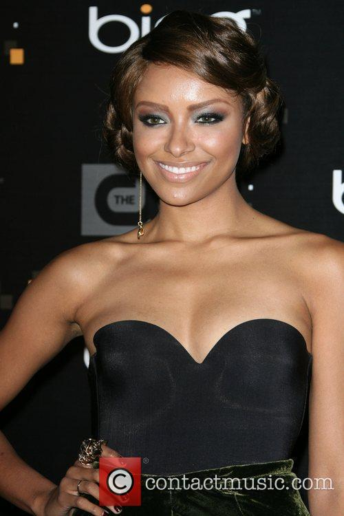 Kat Graham The CW's Premiere Party held at...