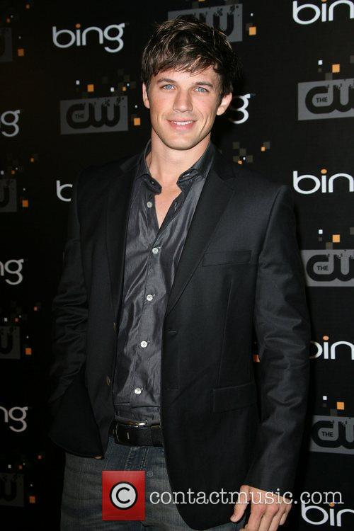 Matt Lanter The CW's Premiere Party held at...