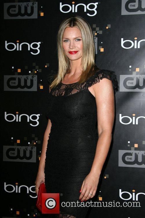 Natasha Henstridge The CW's Premiere Party held at...