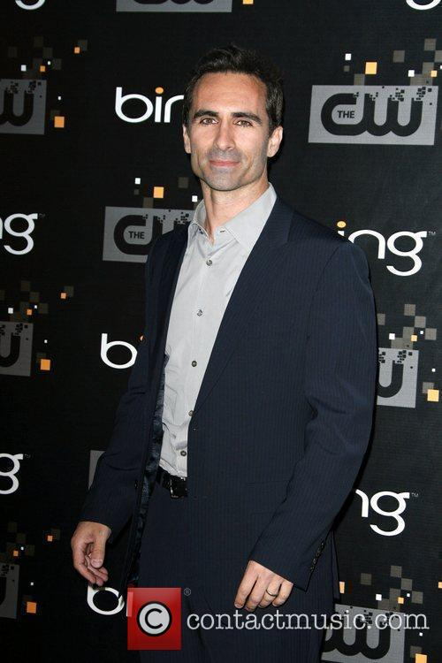 Nestor Carbonell The CW's Premiere Party held at...