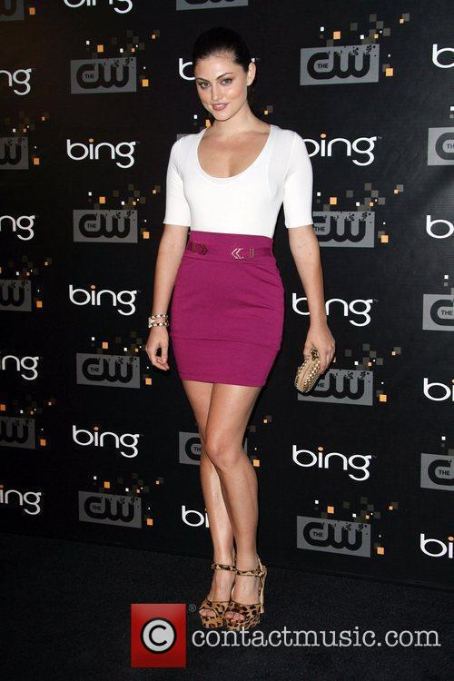 Phoebe Jane Tonkin The CW's Premiere Party held...